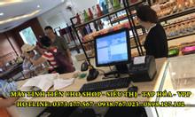 Bán máy in hóa đơn cắt giấy tự động cho quán cafe – shop – tạp hóa