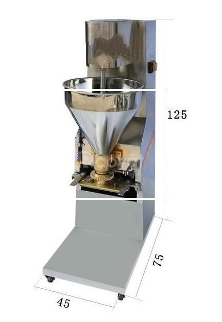 Máy xay tạo viên thịt cá SW280 SDFD