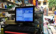 Máy tính tiền trọn bộ cho shop tại  Bạc Liêu