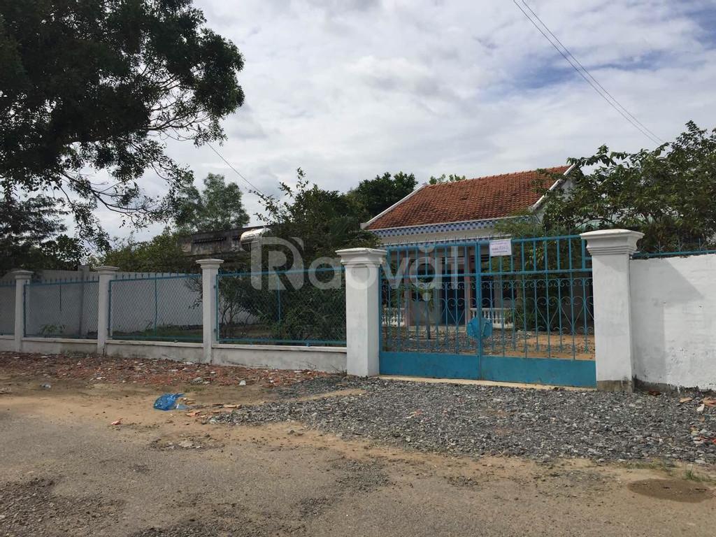 Bán 1 sào đất Long Phước, Long Thành có thổ cư nhà cấp 4, vườn cây