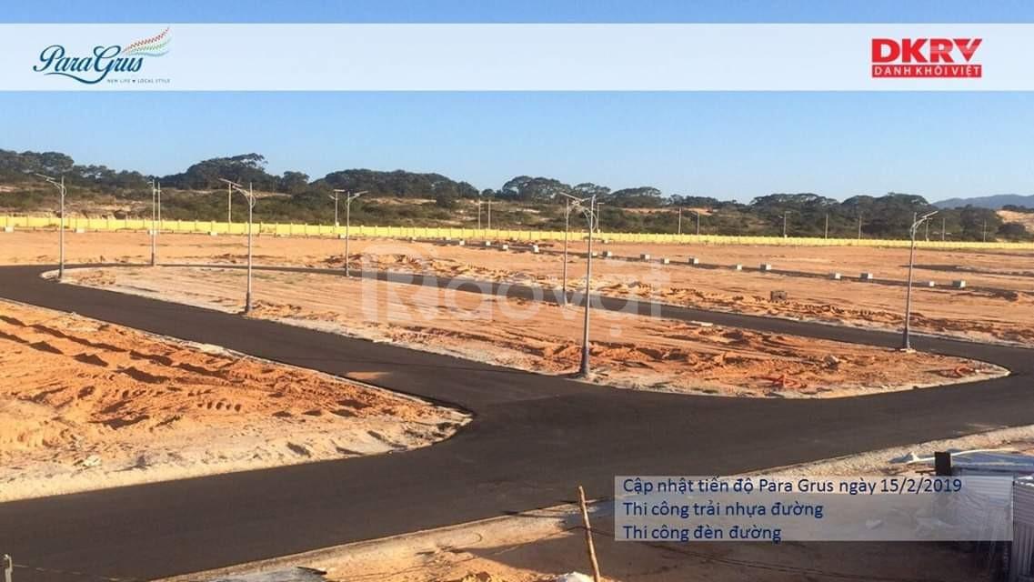 Sang nhượng nền đất ven biển, gần sân bay quốc tế, view sân golf, TL