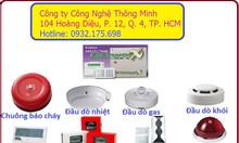 Lắp đặt hệ thống báo cháy văn phòng, nhà ở, nhà xưởng tại TPHCM.