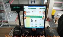 Máy tính tiền giá rẻ chất lượng cho tạp hóa siêu thị tại Bạc Liêu