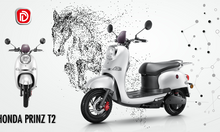 Xe máy điện T2 tướng mạo song toàn