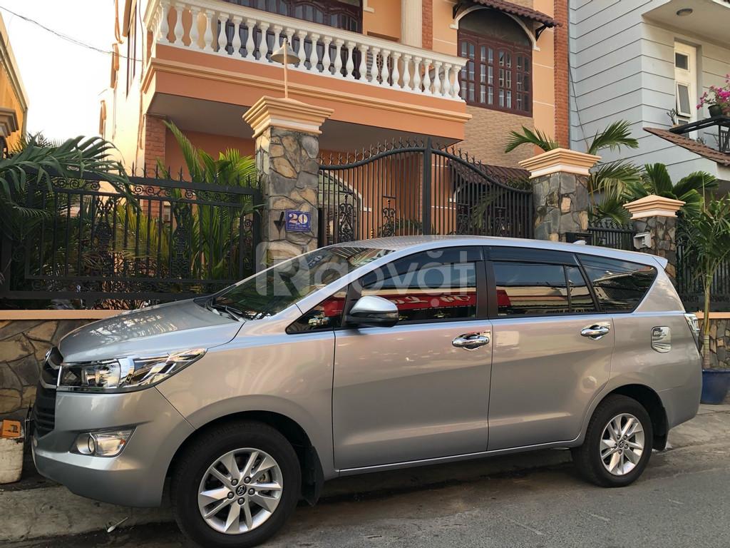 Cho thuê ô tô tự lái 4-7 chỗ giá tốt khu vực TP.HCM (ảnh 1)