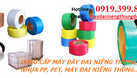 Dây đai niềng thùng, pallet PP, PET giá rẻ tại Bình Định  (ảnh 4)