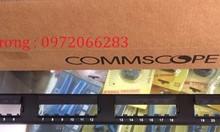 Thanh quản lý mã P/N: 1375014 patch panel 24 port cat6 commscope