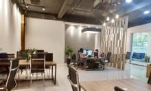 Cho thuê văn phòng trọn gói, chỗ ngồi cố định chỉ từ 1tr3/tháng.