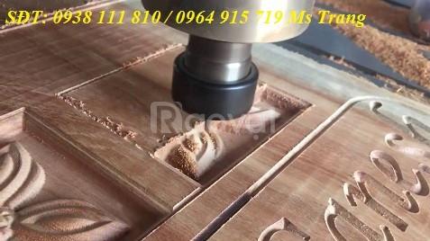 Máy cnc đục gỗ, máy cnc mini 3 trục 6090