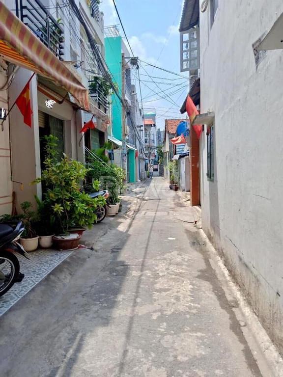 Nhà 48m2 giá 2.5tỷ Nguyễn Văn Dưỡng, P.Tân Quý, Tân Phú.