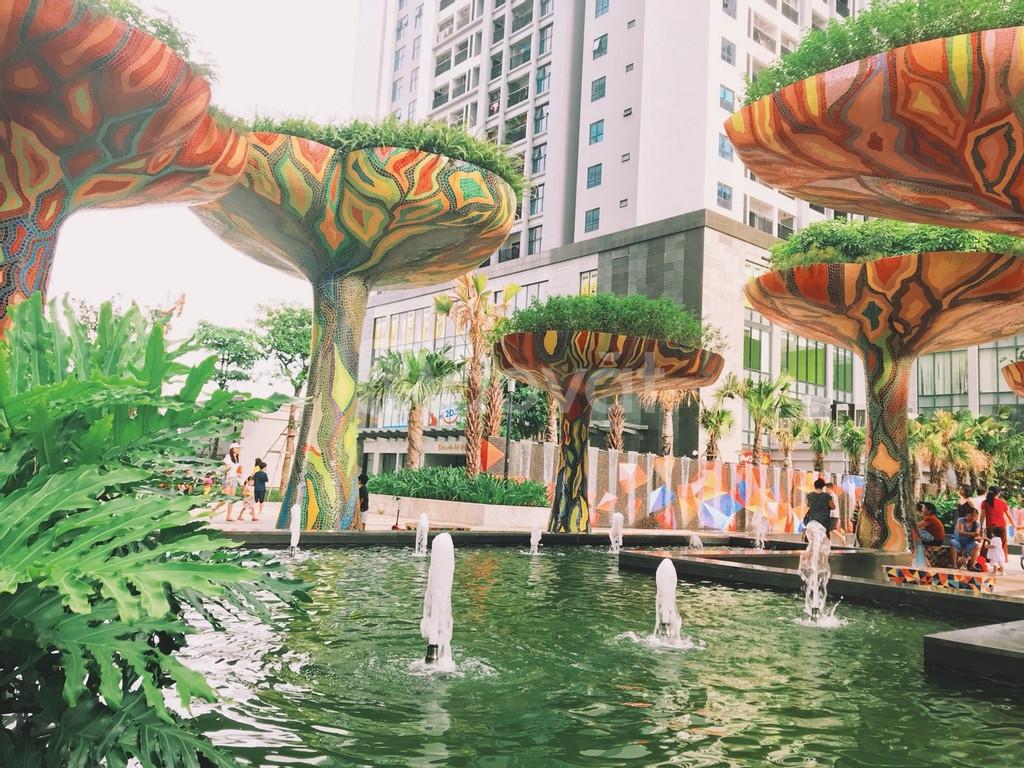 Goldmark City - 136 Hồ Tùng Mậu