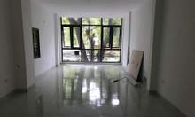 Cho thuê nhà 5 tầng mặt phố Đê La Thành Ba Đình- thông sàn- thang máy