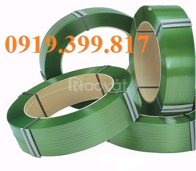 Dây đai niềng thùng, pallet PP, PET giá rẻ tại Bình Định  (ảnh 1)