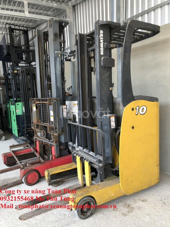 Xe nâng dầu, điện, xăng ga hàng qua sử dụng