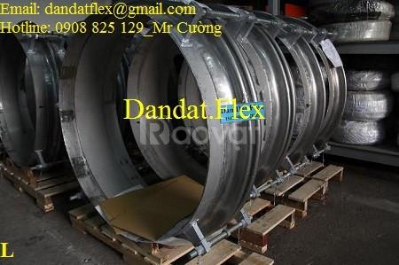 Khớp nối giãn nở 2 - Khớp co giãn chịu nhiệt cao DN3800