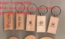 Laser khắc gỗ giá rẻ TPHCM