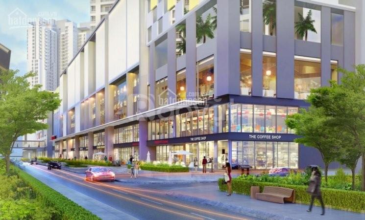 CĐT CII mở bán Shophouse dự án Diamond Riverside Quận 8, mặt tiền Q8