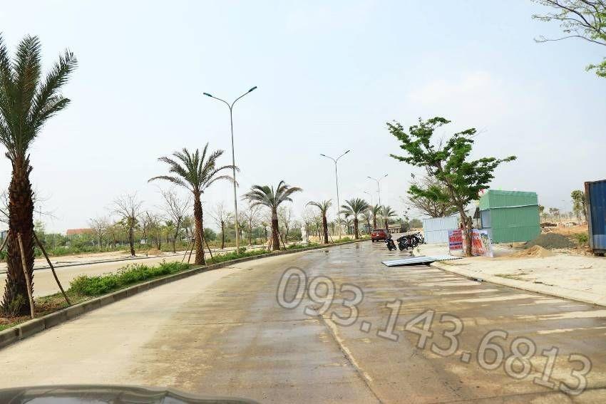 Bán đất nền đường lớn gần biển Nguyễn Tất Thành 32tr/m