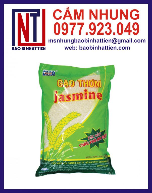 Bao bì đựng gạo 1kg