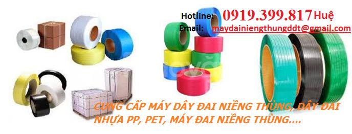 Cung cấp dây đai PP/PET giá tốt tại Bình Định (ảnh 1)