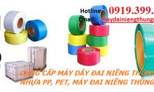 Cung cấp dây đai PP/PET giá tốt tại Bình Định