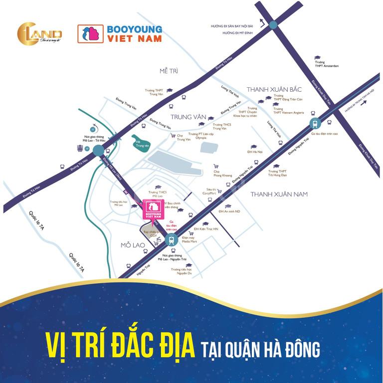 Căn hộ 101m2-3pn, mt Vũ Trọng Khánh, Hà Đông, Hà Nội, tt 40% nhận nhà