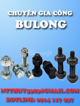 Cẩm nang khi mua phụ kiện liên kết công trình nhóm bulong - ốc vít