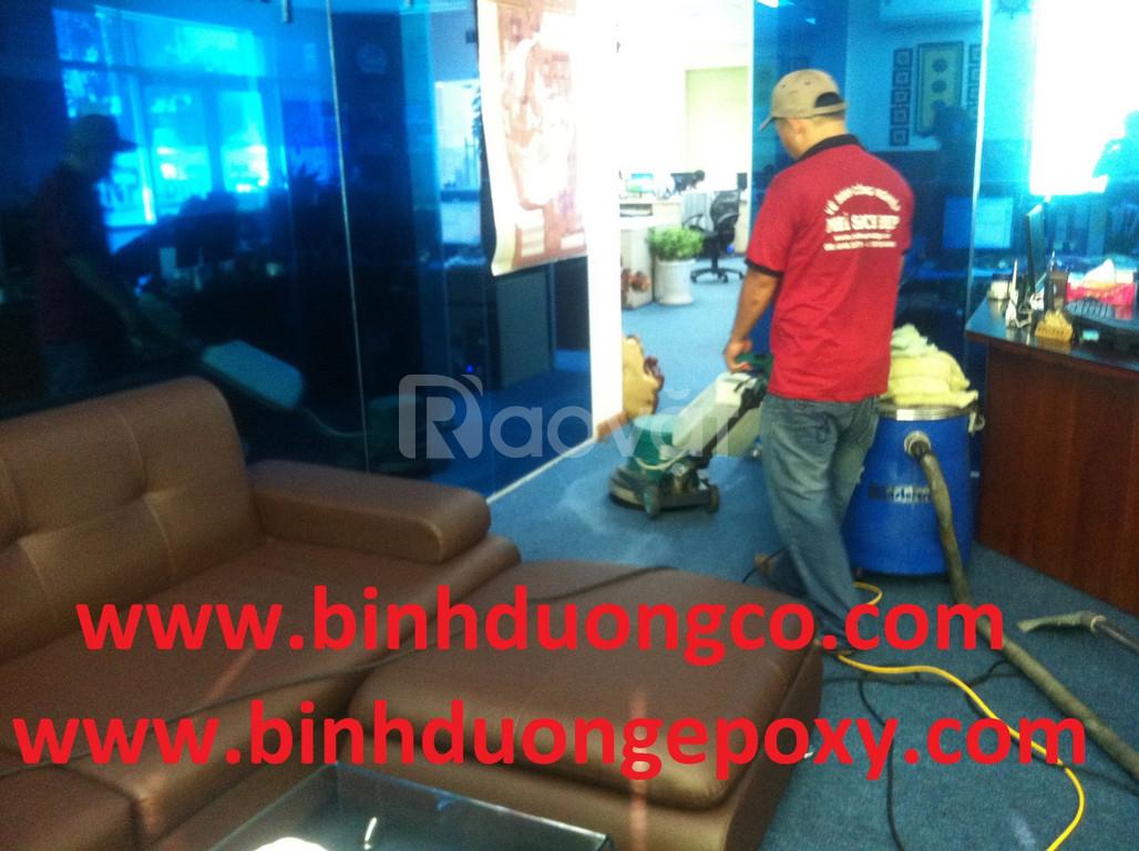 Dịch vụ vệ sinh giặt ghế sofa tận nhà tại Bình Dương