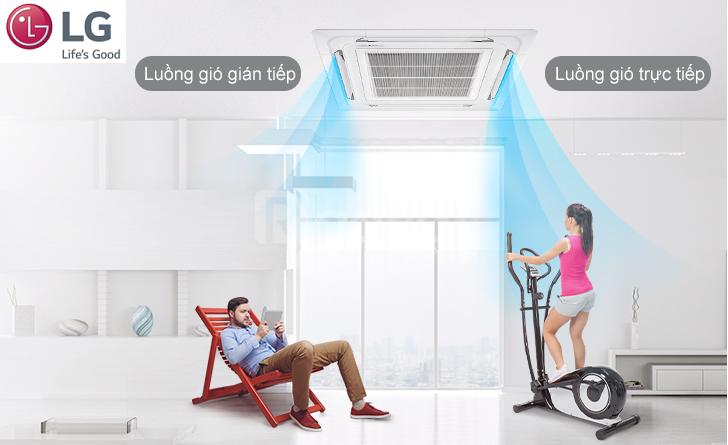 Phân phối máy lạnh âm trần LG 5HP Inverter tiết kiệm điện, rẻ