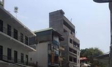Nhà phân lô phố Đội Cấn 80m2 5 tầng, gara ô tô