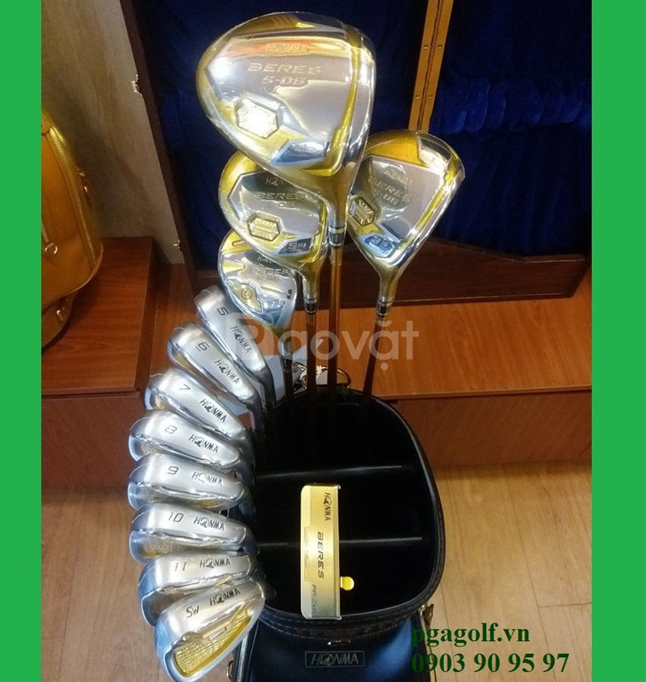 Bộ gậy golf 5 sao Honma Beres S06