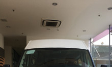 Bán xe Ford Transit 16 chỗ, hỗ trợ trả góp