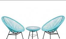 Bàn ghế acpulco- bàn ghế sân vườn
