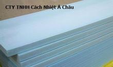 Tấm xốp XPS Foam tiêu âm cách nhiệt trên mái nhà, nâng đỡ sàn bê tông