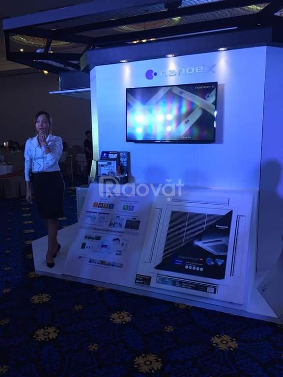 Bán lô hàng giá rẻ Máy lạnh âm trần Panasonic – Máy lạnh Panasonic
