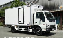 Xe tải Isuzu thùng đông lạnh, tải trọng 1t49-1t9-2t49, trả góp 80%