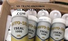 Keo RTV Silicone chịu nhiệt cao màu xám, AUTO-SEL TSEAL 1000