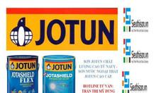 Cửa hàng pha màu sơn Jotun JotaPlast bền màu cho nhà ở giá rẻ