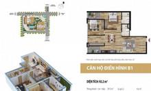 Bán căn hộ 3PN, Lê Văn Thiêm, Thanh Xuân, nhận nhà cuối năm