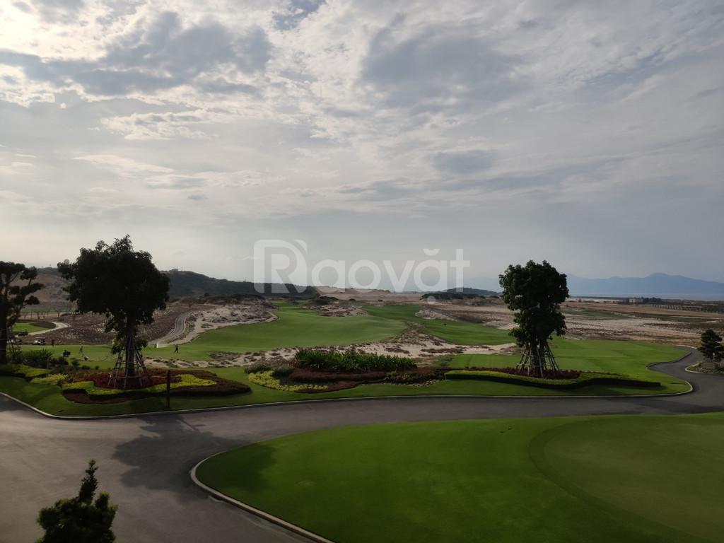 Cơ hội sở hữu nền đất nhà phố biển Cam Ranh, ngay sân bay,  sân Golf