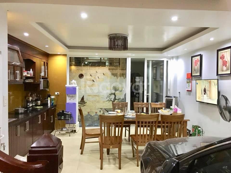 Bán nhà mặt phố Khương Thượng 43m2, kinh doanh sầm uất