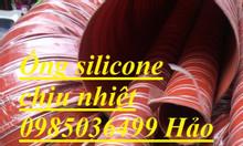 Ống silicon hút khí nóng phi 76, phi 100