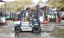 Xe nâng Komatsu 2,5 tấn