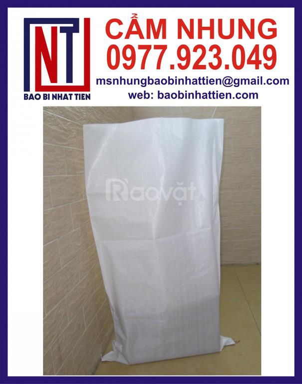 Bao PP trắng đựng 25kg tinh bột (ảnh 8)