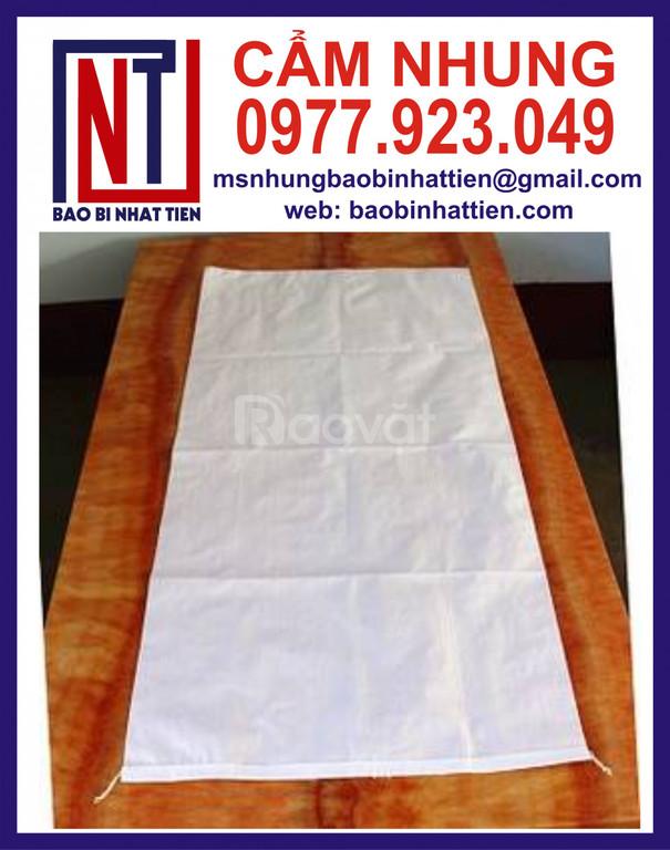 Bao PP trắng đựng 25kg tinh bột (ảnh 6)