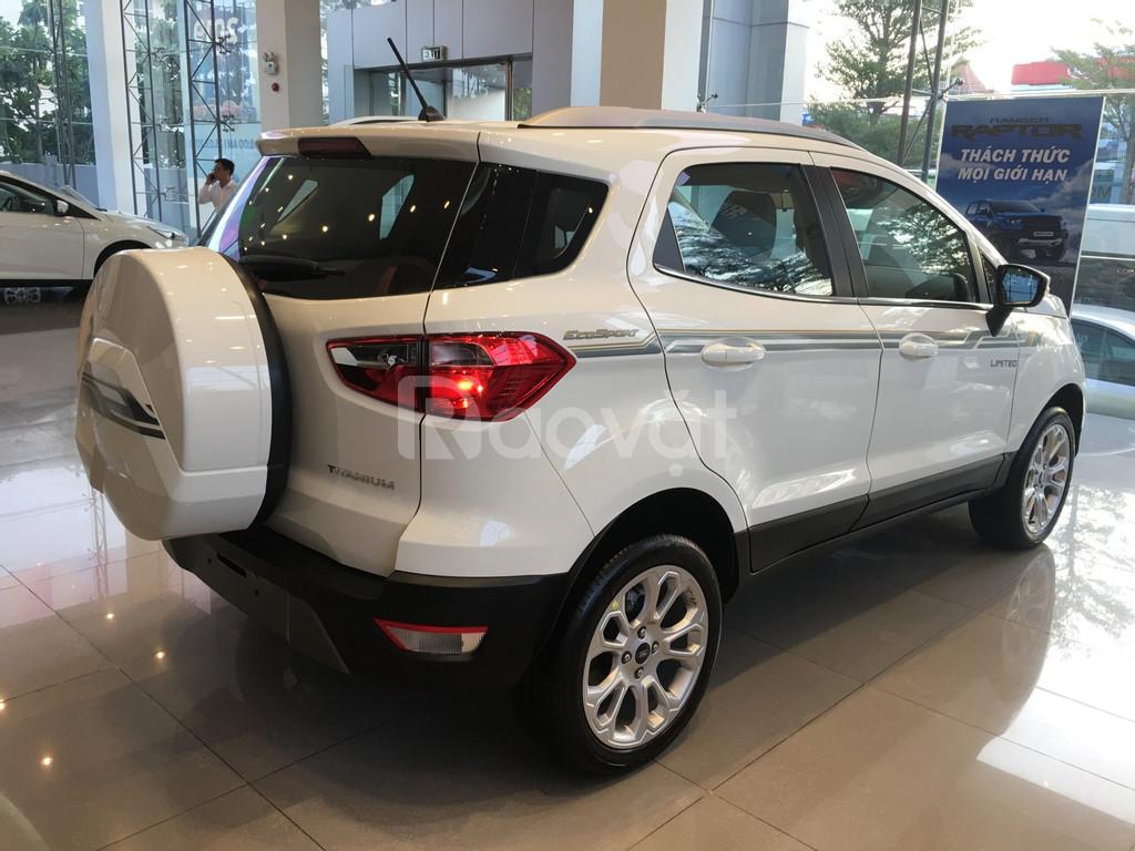 Ford EcoSport số sàn giá tốt
