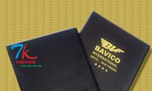Chỗ sản xuất bìa menu da, bìa menu nhà hàng, cung cấp bìa menu