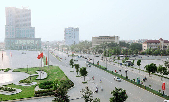 Bán nhà mặt phố - Chợ trung tâm thành phố Việt Trì