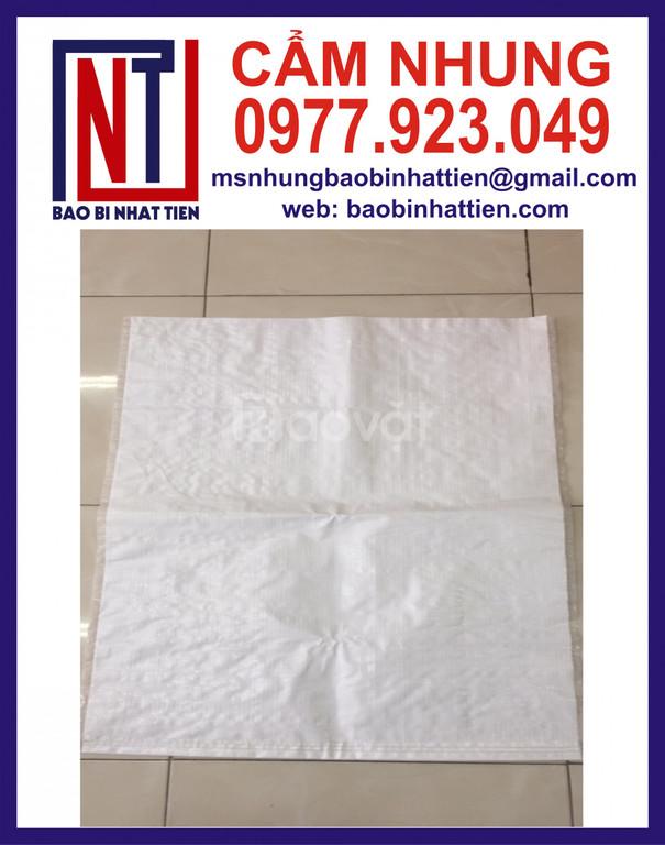 Bao PP trắng đựng 25kg tinh bột (ảnh 4)