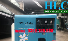 Máy phát điện chạy dầu gia đình Nhật bản